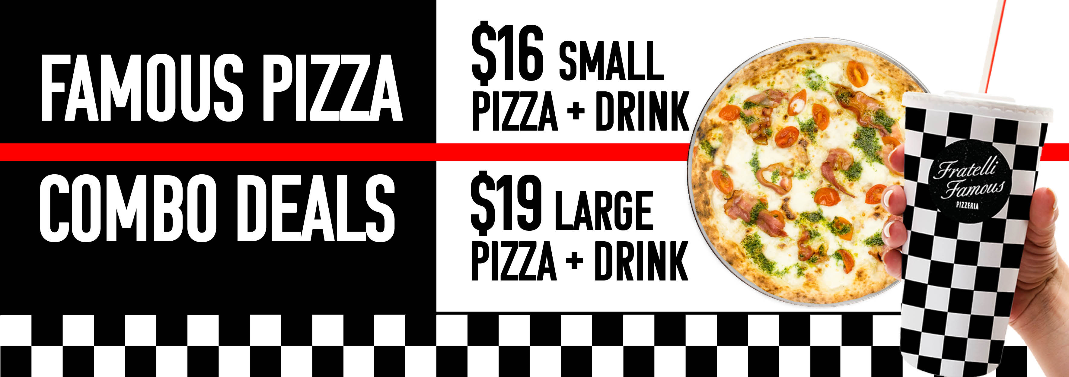 Pizza Combo Offer