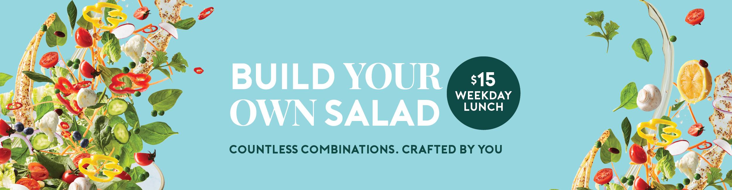 BYO Salad